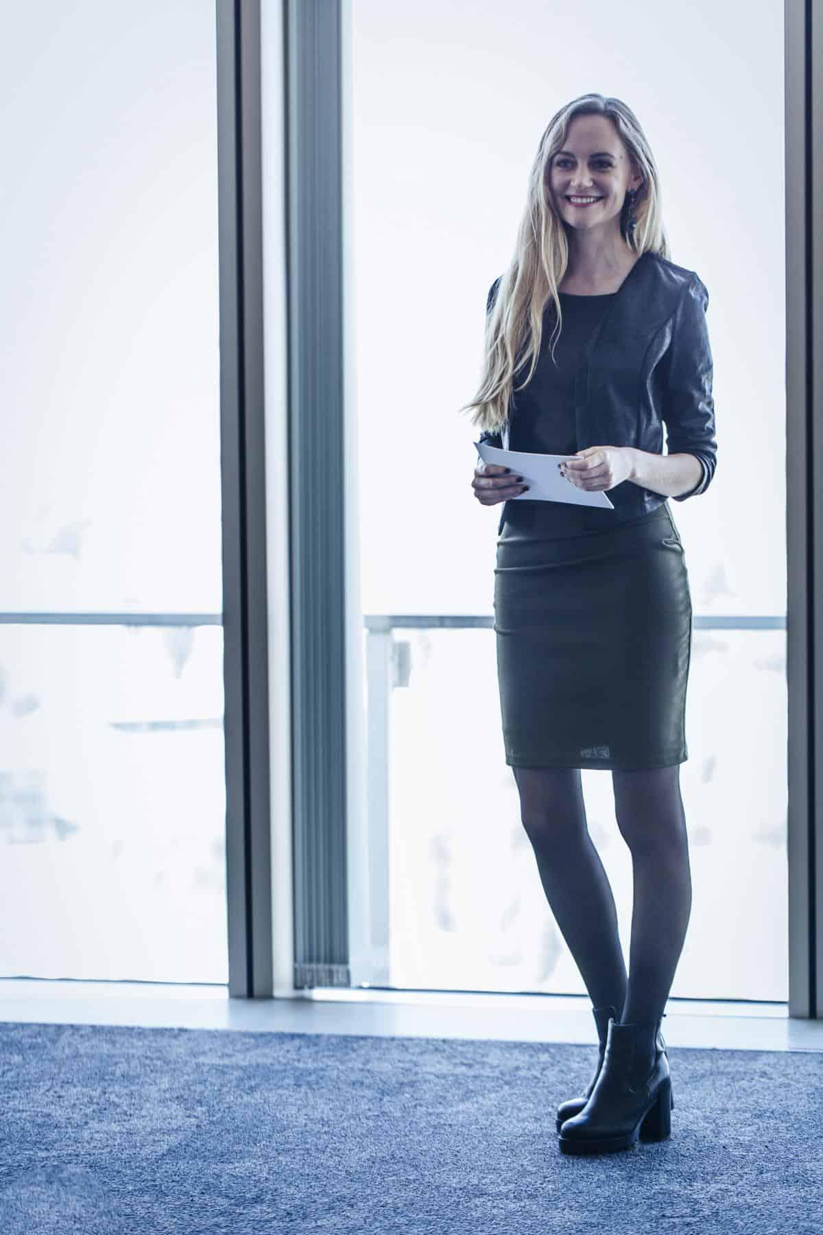 Janina Treis - Führungskräftetrainerin