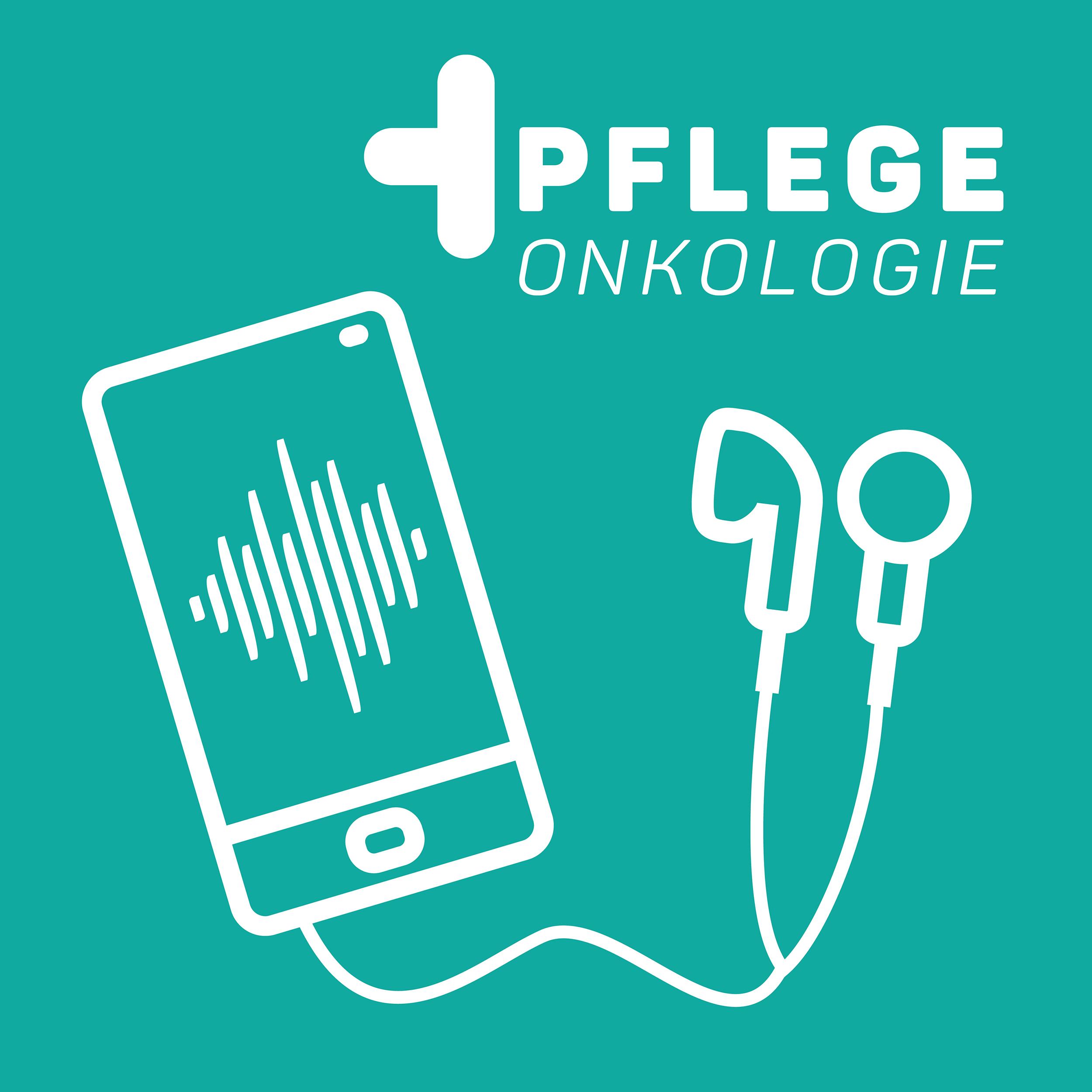 Janina Treis moderiert den Pflege-Onkologie-Podcast.